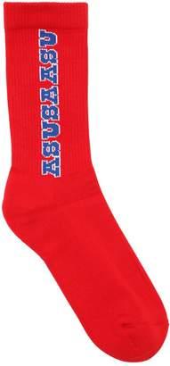 Pyer Moss Reebok X Rcxpm Cotton Knit Crew Socks