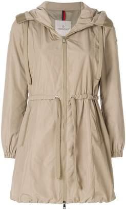 Moncler Topaze mid-length coat