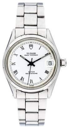 Tudor Prince Oysterdate Watch