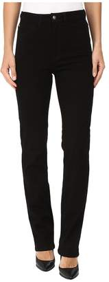 FDJ French Dressing Jeans Suzanne Straight Leg/Love Denim in Black Women's Jeans