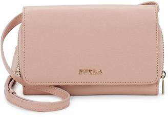 Furla Women's Convertible Leather Crossbody Bag