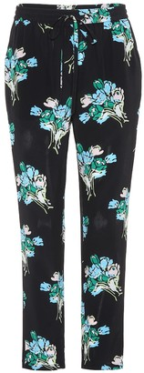 RED Valentino Silk trousers