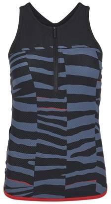 Stella McCartney Adidas X Adidas X Train Miracle Printed Stretch-jersey Tank