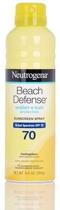 Neutrogena Beach Defense Water+Sun Protection SPF 70 Sunscreen Spray