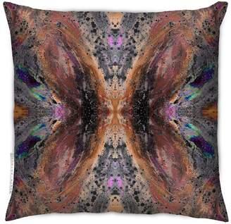 SONYA ROTHWELL - Butterfly Effect Rust 03 Cushion