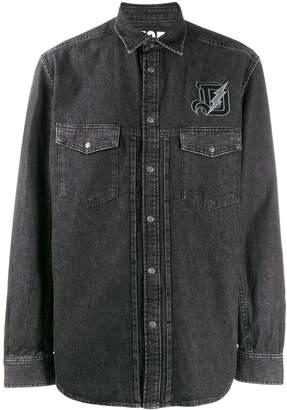 Diesel D-Bandy-B denim shirt