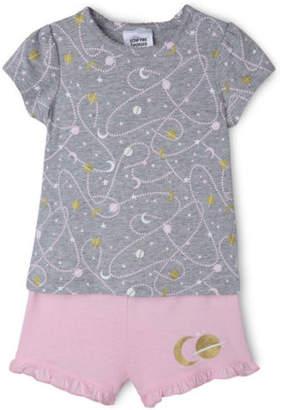 Sprout NEW Pajama Set Grey Marle