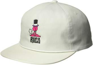 RVCA Men's Graphic Pack HAT