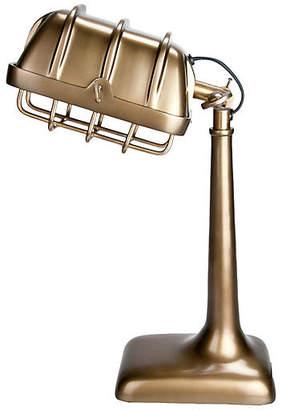 One Kings Lane Vintage Engineer's Desk Lamp