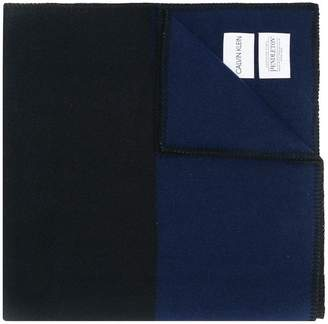 Calvin Klein Peter Saddle blanket