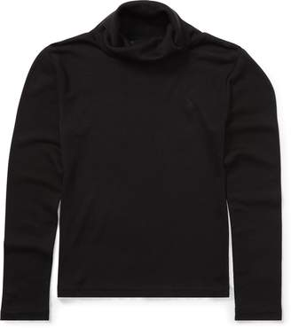 Ralph Lauren Cotton-Modal Turtleneck