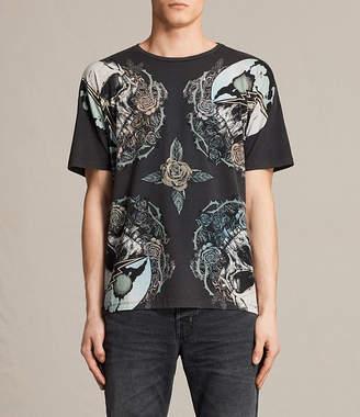 AllSaints Orbit Crew T-Shirt