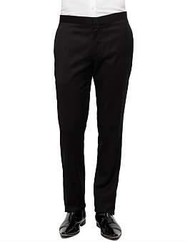 Theory Marlo Super 130S Wool Tuxedo Pant