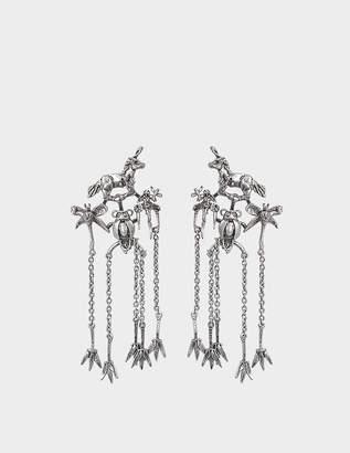 Valentino Botanik earings