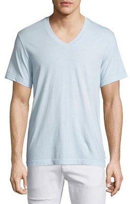 James Perse V-Neck Short-Sleeve T-Shirt $27 thestylecure.com