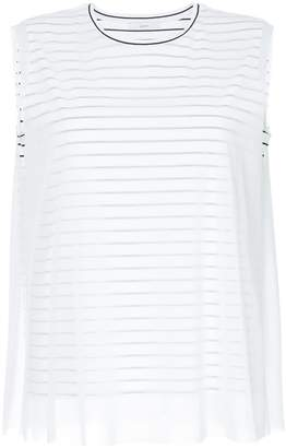 ASTRAET double layer tank top