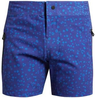 EVEREST ISLES Draupner Coral-print swim shorts
