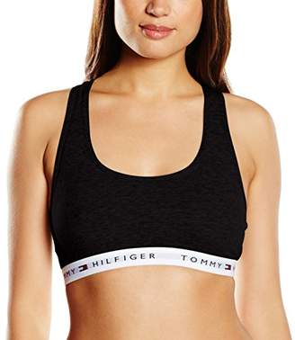 Tommy Hilfiger Women's Cotton Iconic Sports Bra,(Manufacturer Size: )