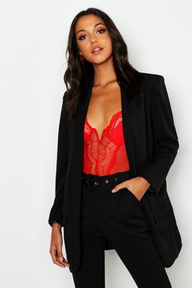 boohoo Tall Tailored Blazer