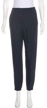 Giada Forte High-Rise Skinny Pants