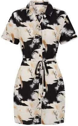 AllSaints Amia Talon Mini Dress