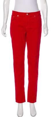 Rag & Bone Corduroy Mid-Rise Pants