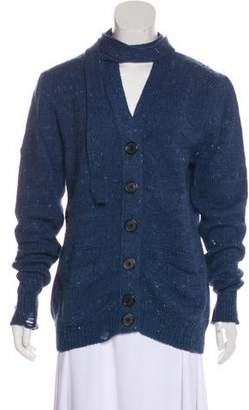 Marc Jacobs Wool-Blend Cardigan