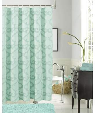 Ellen Tracy Slipcovers Luxembourg Shower Curtain