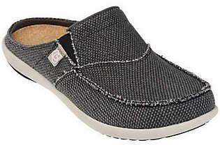 Spenco Men's Siesta Slide Orthotic Sandals