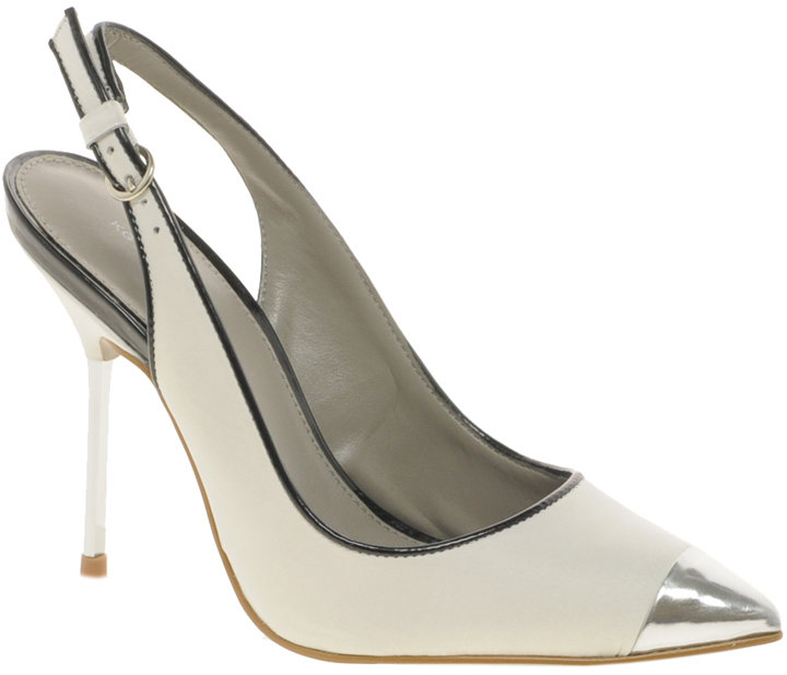 KG Brandi Pointed Slingback Shoes