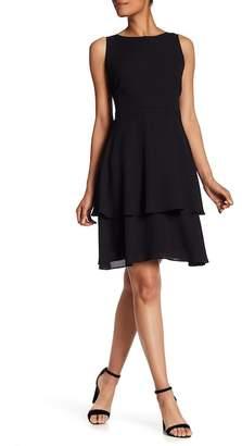 Taylor Sheer Formal Dress