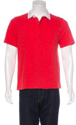 Rag & Bone Knitted Polo
