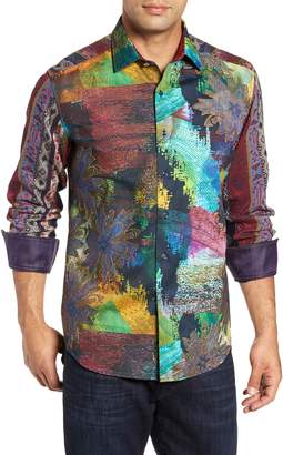 Robert Graham Riley's Dream Limited Edition Classic Fit Sport Shirt