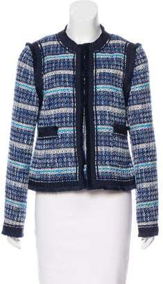 Tory Burch Tweed Casual Jacket