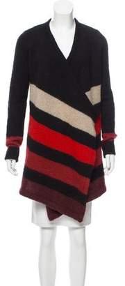Rag & Bone Wool Striped Cardigan