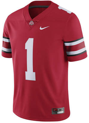 Nike Men's Ohio State Buckeyes Limited Football Jersey