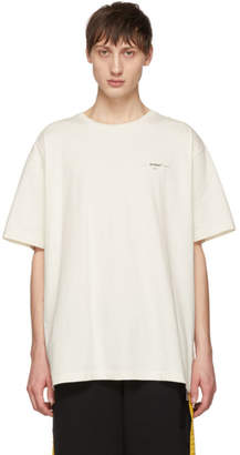 Off-White Off White  Multicolor Arrows T-Shirt