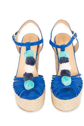 Unicorn Sands - Sea Otter Wedge Espadrilles