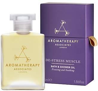 Aromatherapy Associates De-Stress Muscle Bath & Shower Oil, 55ml