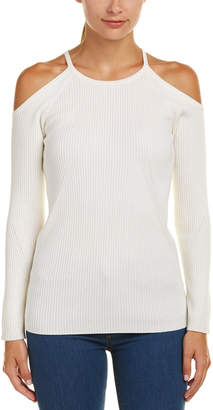 Trina Turk Kawaii Wool-Blend Sweater