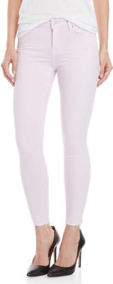 7 For All Mankind Ankle Released Hem Skinny Jeans