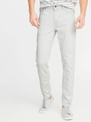 Old Navy Relaxed Slim Built-In Tough All-Temp Jeans for Men