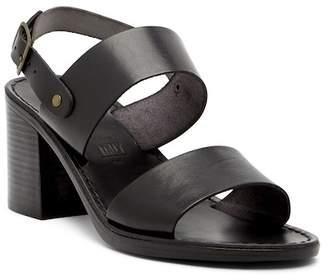 Seychelles State of Mind Block Heel Leather Sandal