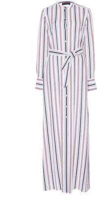 Martin Grant Striped Shirt Dress