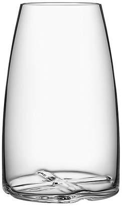 """Kosta Boda 8"""" Bruk Vase - Clear"""