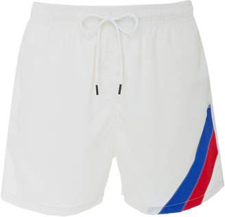 Solid & Striped Striped Swim Shorts