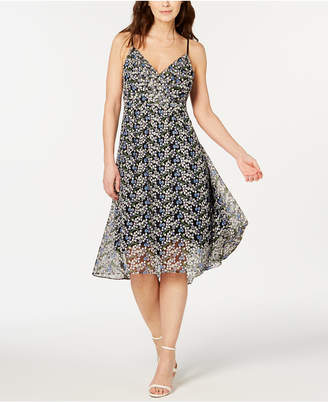 Elie Tahari Liandra Floral-Print Dress
