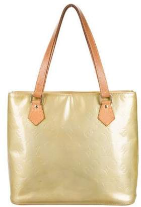 Louis Vuitton Vernis Houston Tote