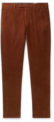Boglioli Slim-Fit Cotton-Blend Corduroy Chinos