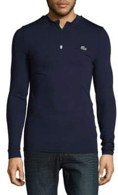 Lacoste Long-Sleeve Top